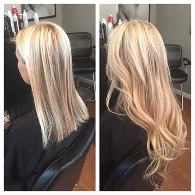 Babe hair extensions tape in