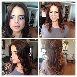 prom hair and makeup ct